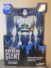 🤖2010 Large Iron Giant Walmart exclusive Lights Up/Sounds Nib🤖