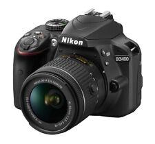 Spiegelreflexkamera Nikon D3400 KIT m. AF-P 18-55 VR DEMOWARE 1.155 Auslösungen