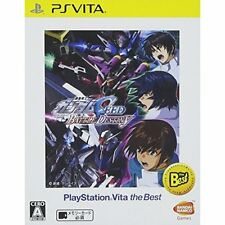 New PS Vita Mobile Suit Gundam SEED BATTLE DESTINY PSVTB Import Japan