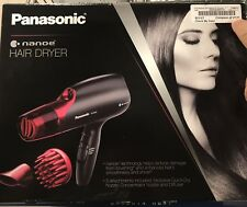 Panasonic EH-NA65-K Nanoe Moisture Infusion Hair Dryer Quick Dry Diffuser NEW