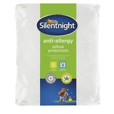 Silentnight DOUX hygiénique anti-allergique polycoton Protecteur d'oreiller
