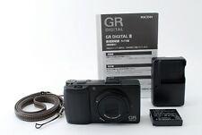 Ricoh GR Digital III 10.0MP digital camera From Japan Exc++
