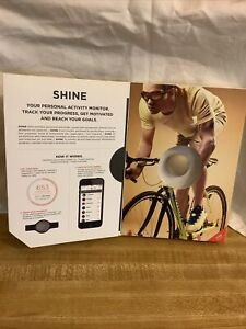 NEW in Box Misfit Shine Fitness PLUS Sleep Monitor Color Champagne
