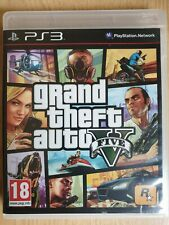 Grand Theft Auto V | GTA 5 | Sony Playstation PS3 | Boxed Complete