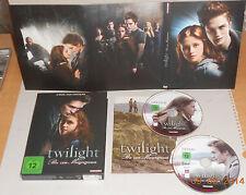 DVD 2 Disc Fan Edition Twilight Biss zum Morgengrauen K. Stewart R.Pattinson 154