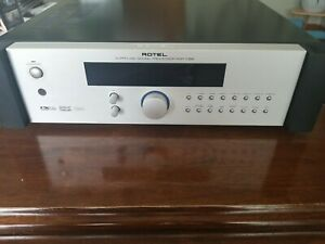 Rotel RSP-1068 7 Channel Pre-Amp/Processor Amplifier