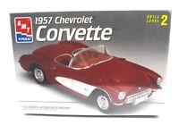 1957 Chevrolet Chevy Corvette AMT ERTL 1:25 Scale 8212 Sealed Model Car Kit