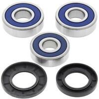 All Balls Motorcycle Rear Wheel Bearing Kit 25-1340