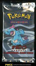 2000 Pokemon Neo Genesis 1st Edition Booster Pack, Feraligatr Art