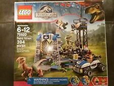 Lego Jurassic World Set #75920, Raptor Escape, Factory Sealed, Very Rare!