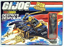 GI JOE Battle Force 2000 DESTRO'S DESPOILER Action Figure