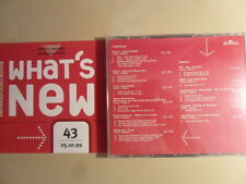 VA/What's New 43 Promo Roland Kaiser, Eiffel 65  25 Track 2/CD