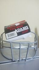 New Adams Batters Helmet Face Mask SB68-G with hardware free shipping