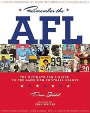 Remember the AFL: The Ultimate Fan's Guide to the American Football-ExLibrary