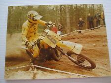 Photo Suzuki RM500 1982 #6 Brad Lackey (USA) World Champion MX 500cc