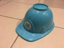 Disney MONSTER INC Sully ADULT HAT Halloween Costume SOUVENIR Cereal Bowl Promo
