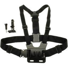 REGOLABILE Petto Mount Body Harness per GoPro Hero5 Nero & sessione 4 3 + 3 2 1