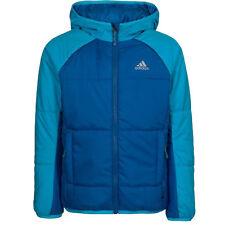 Cappotti e giacche blu casual in autunno per bambini dai 2 ai 16 anni