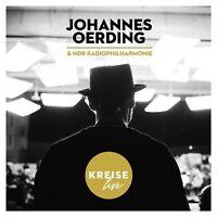 JOHANNES OERDING & NDR RADIOPHILHARMONIE - KREISE LIVE   CD NEU