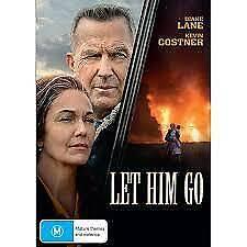 LET HIM GO DVD ****NEW SEALED**** Region 4 KEVIN COSTNER