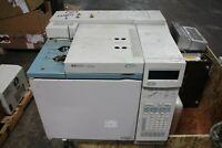 Hewlett Packard HP 6890 Series GC System W/ HP 5973 Mass Selective Detector NICE