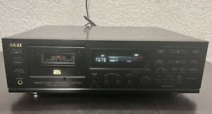 Akai GX-67 Cassette Deck