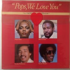 Pops, We Love You Diana Ross, Marvin Gaye,Stevie Wonder,Smokey Robinson Heart EP