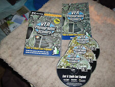 VFR paisaje Vol 1 East & del sureste de Inglaterra PC v.g.c. rápido post (FS 2002/2004