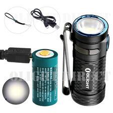 Olight S1 MINI Baton LED Taschenlampe Cree XM-L2 LED 600Lumen RCR123A akku Lampe