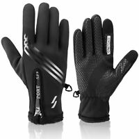 Winter Warm Touch Screen Gloves Windproof Snow Ski Thermal Mittens Men Women