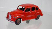 Vintage Dinky Toys No152 Rare 1950's Red Austin Devon A 40 Diecast Toy Car Model