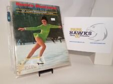 1968 February Sports Illustrated Magazine Peggy Fleming