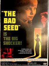 The Bad Seed (DVD, 2004) Nancy Kelly WORLD SHIP AVAIL