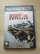 Resident Evil Outbreak Complete PlayStation 2 PS2 PAL Game