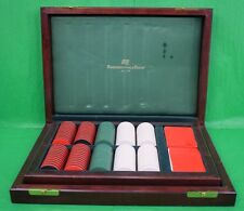 """Fab Abercrombie & Fitch Poker Chip Gaming Boxed Set!"""