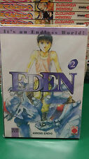 Eden n.2 - Panini Comics SC15