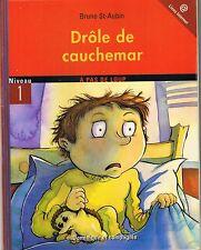 Drôle De Cauchemar  St AUBIN * Niveau 1 Dominique et Cie A Pas de Loup  début CP