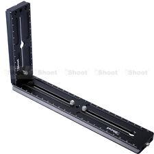 22cm+12cm Kameraplatte = Vertikale StativkopfSchnellwechselplatte Kameraschiene