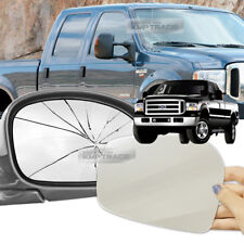 Car Side Mirror Replacement LH RH 2P for FORD 1999-2007 Pick up (Super Duty)