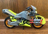 MMX Cycle TMNT Ninja Turtles Figure Vehicle Complete 2013 Nickelodeon Motorcycle