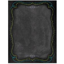 Blank Chart - Chalk