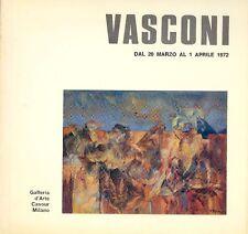 VASCONI Franco, Vasconi
