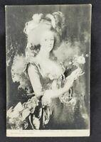 Museum Of Versailles Mari Antoinette Austria France Vintage Postcard