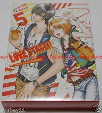 New LOVE STAGE Vol.5 Limited Edition Manga plus Anime DVD Japan Free Shipping