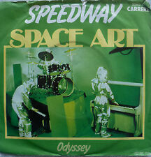 "7"" 1977 INSTRUMENTAL MINT-? SPACE ART Speedway + Odyssey"