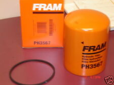 CASE OF 12 FRAM HYDRAULIC SPIN-ON FILTERS PT # PH3567