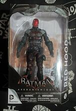 Arkham Knight Red Hood Batman Figure DC Jason Todd City Origins Asylum