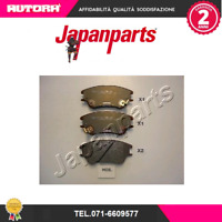 PAH08AF Kit pastiglie freno a disco ant Hyundai Atos (MARCA JAPANPARTS)