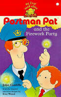 Postman Pat And The Firework Party, Cunliffe, John , Acceptable   Fast Delivery