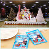 10X Fake Magic Instant Snow Fluffy Super Absorption Festive Decoration WR